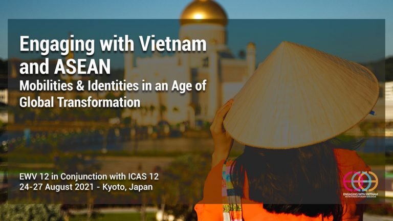 Multidisiplinary Conference on Vietnam + ASEAN – Call for Proposals
