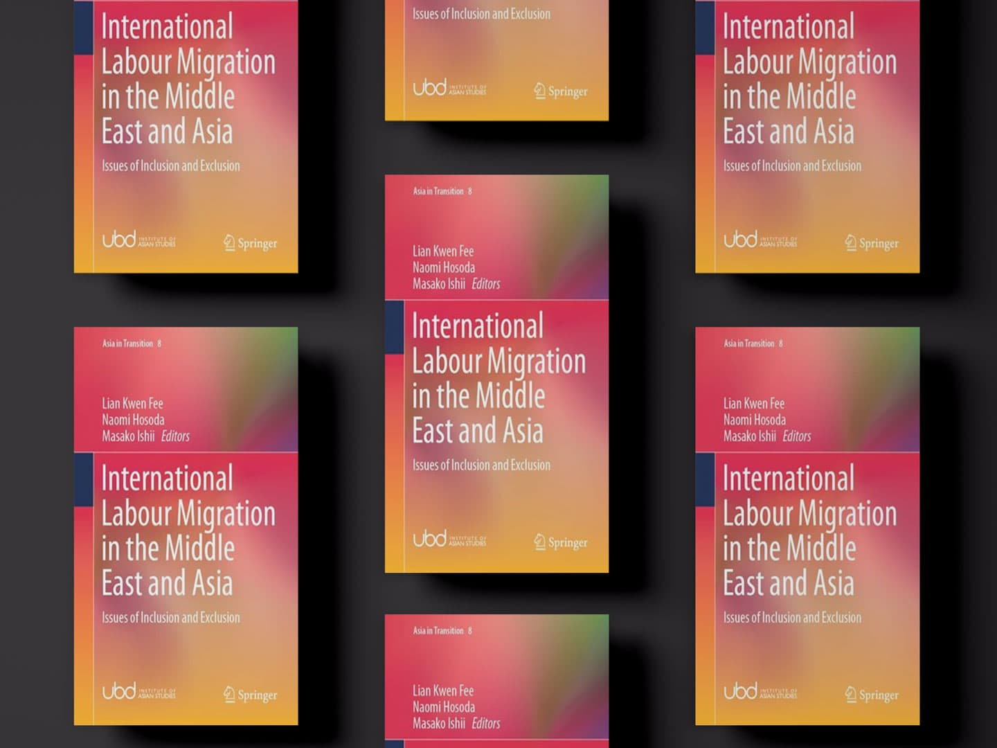 New Asia in Transition Volume on International Labour Migration in the Middle East and Asia