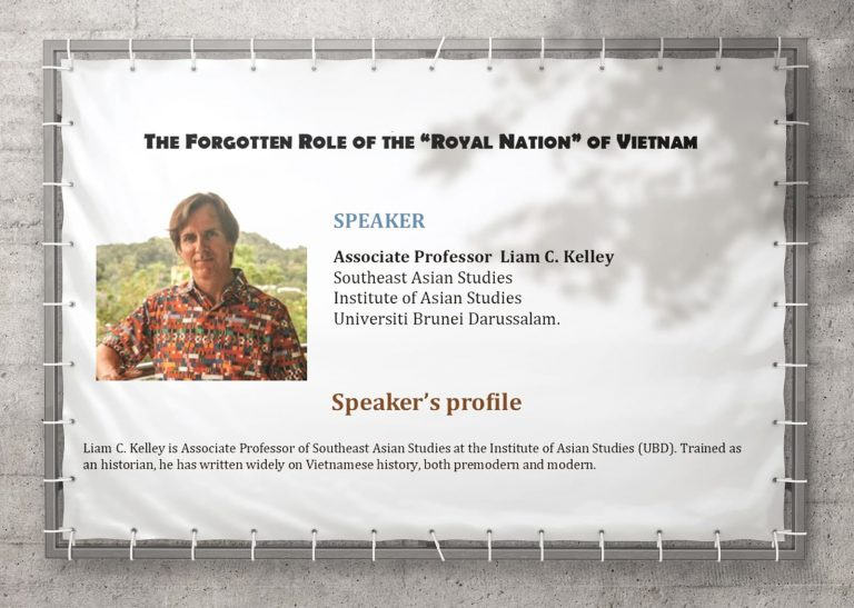 "Seminar on Vietnam as a ""Royal Nation"""
