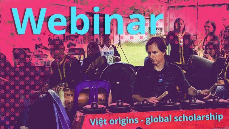 Webinar on Vietnamese and International Scholarship