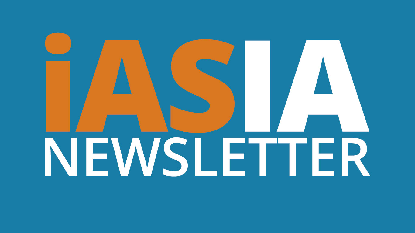 IAS April 2021 Newsletter