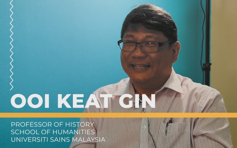 Ooi Keat Gin on His Historical Encyclopedia of Southeast Asia