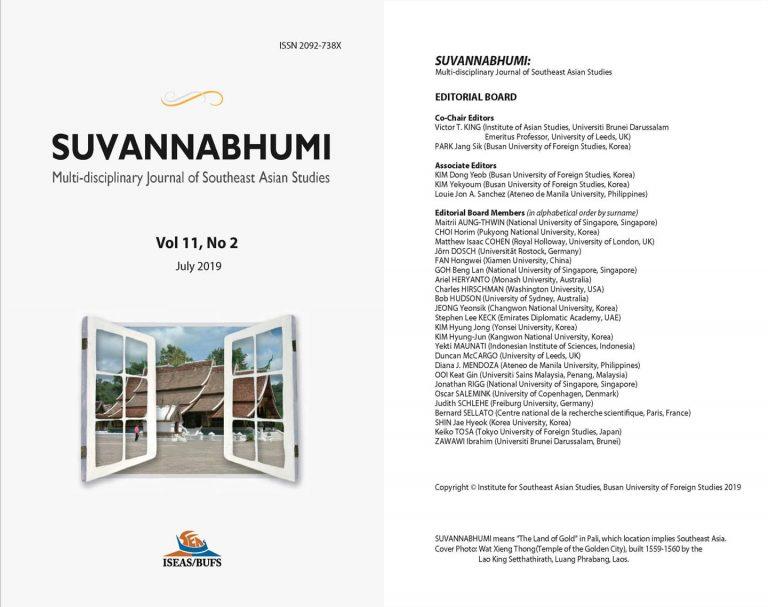 King Named Editor-in-Chief of Suvannabhumi