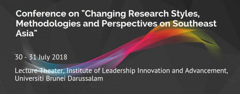 Changing Research Styles, Methodologies and Perspectives on Southeast Asia