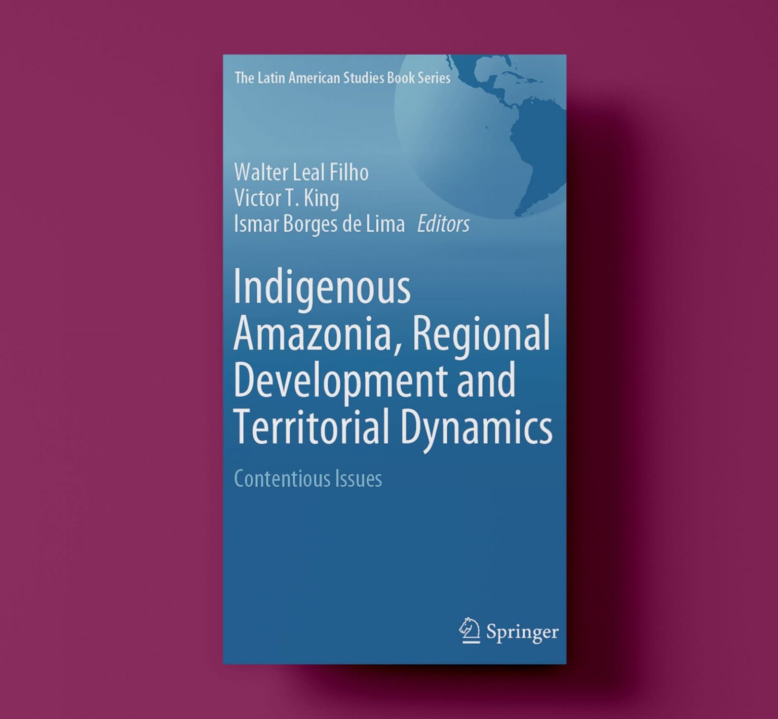 King Co-Edits Volume on Indigenous Amazonia