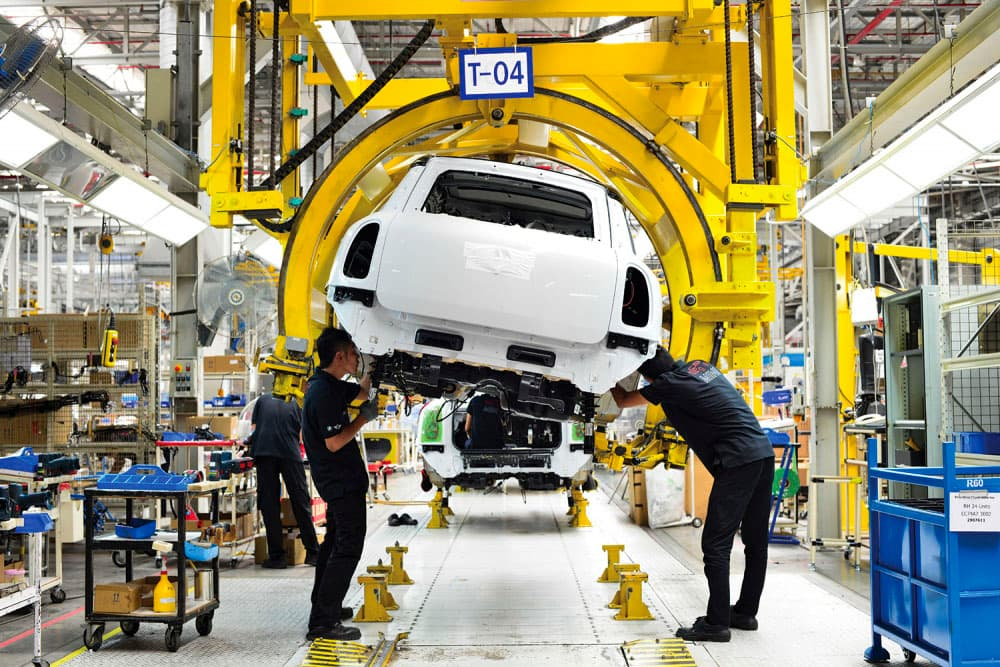 Bruno Jetin on the Asian Automobile Industry