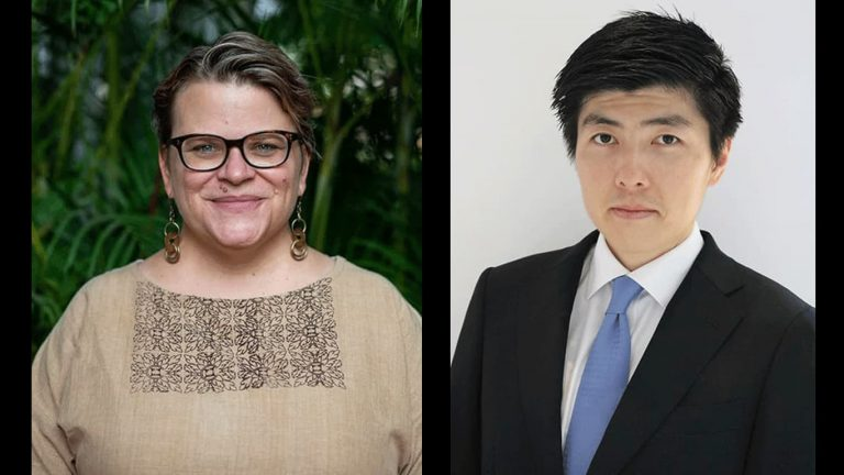 Read more about the article IAS Welcomes Two New Researchers
