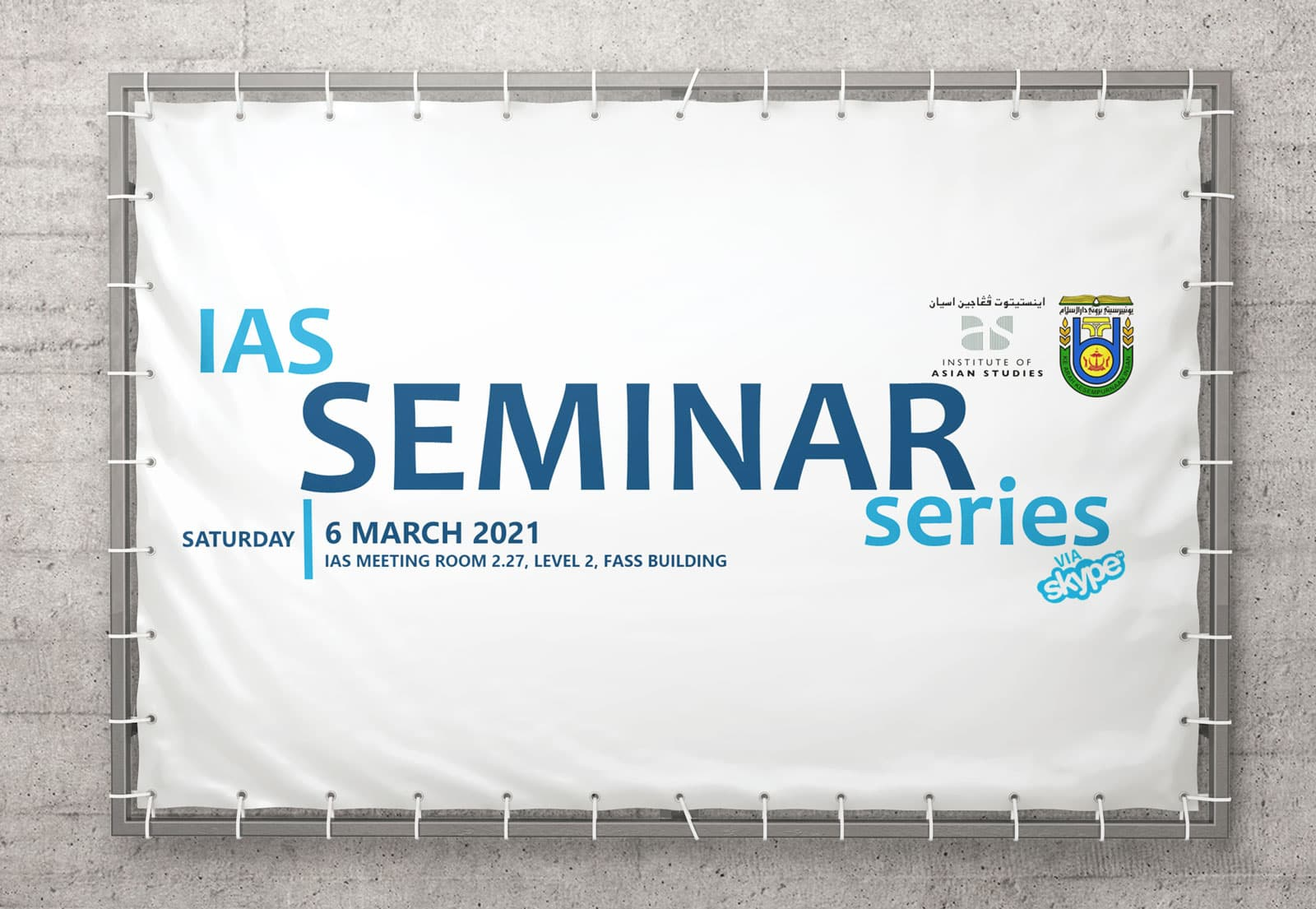 Three (3) Seminars