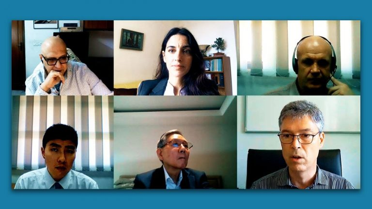 Video of a Webinar on the Repercussions of COVID-19 on FTAs and International Investment in the Asia-Pacific