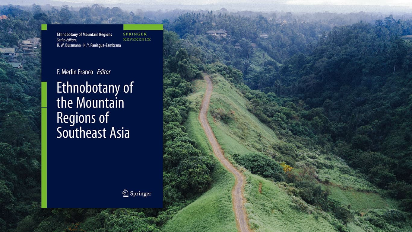 New Volume on the Ethnobotany of the Mountain Regions of Southeast Asia